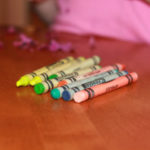Crayon peeler