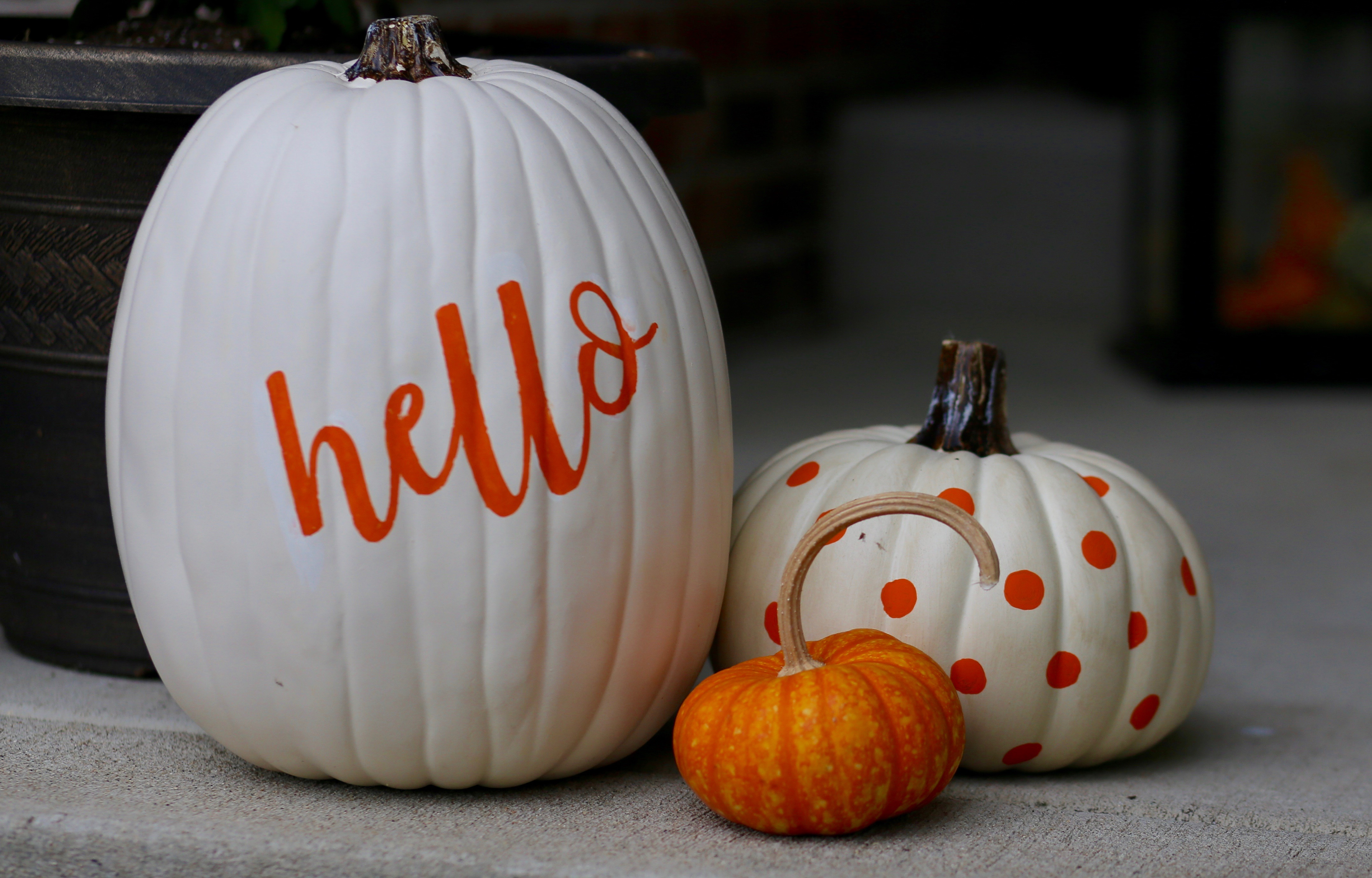 fall decorating projects