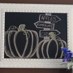 for the love of chalkboards