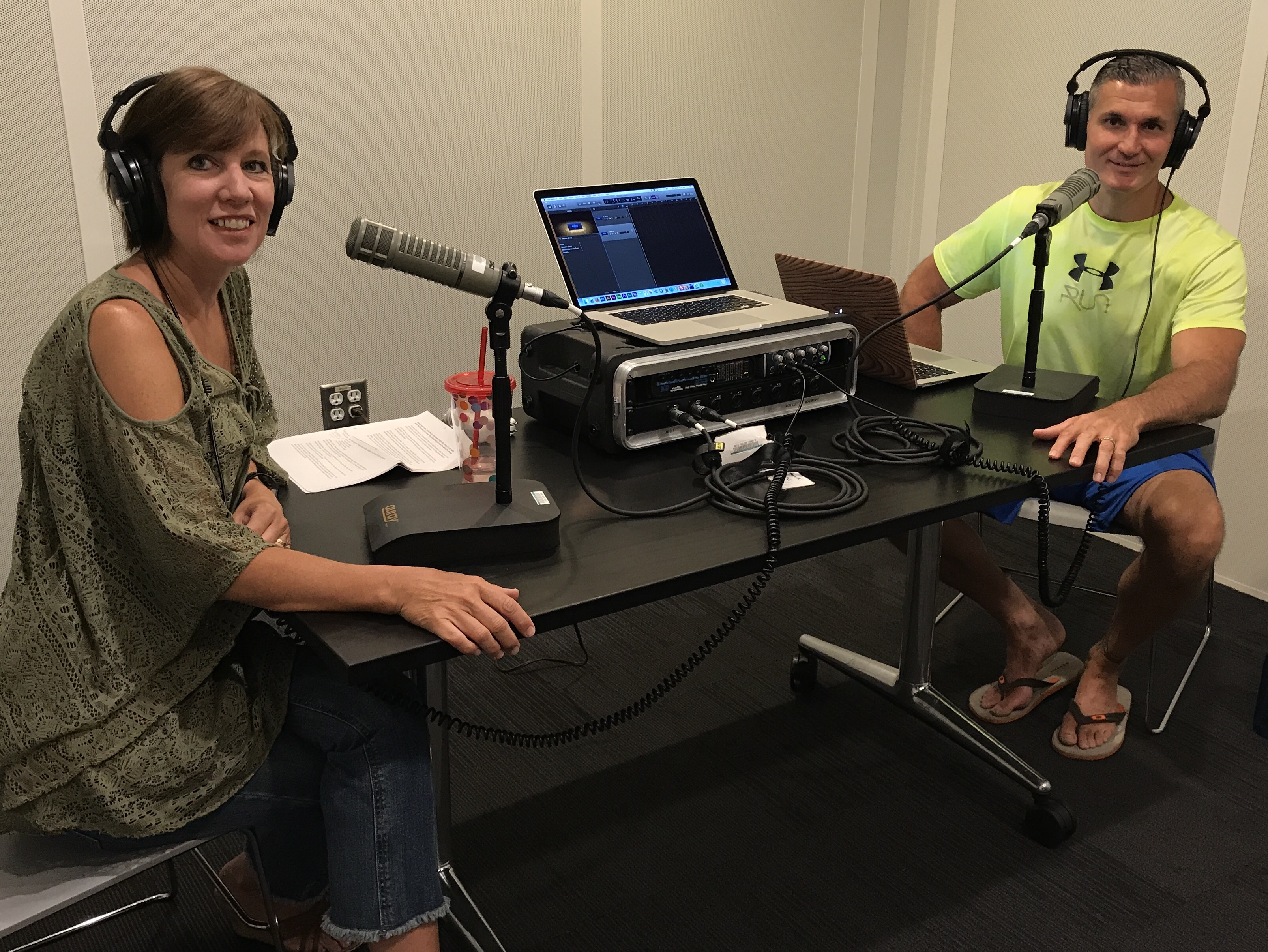 Listen to my story on The Energy Edge podcast