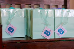 Eight wishes and eight DIY projects for eight guests on an eighth birthday