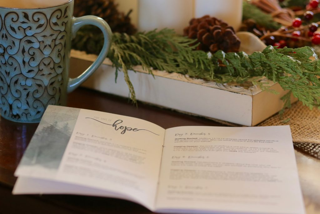 Celebrating Advent this Christmas as a family